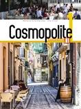 Nathalie Hirschsprung et Tony Tricot - Cosmopolite A1 - Méthode de français. 1 DVD