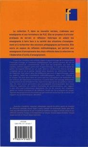 Systématisation et maîtrise de la langue : l'exercice en FLE