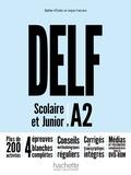 Nelly Mous et Pascal Biras - DELF Scolaire et Junior A2. 1 DVD