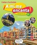 Hachette Education - A mi me encanta Espagnol Cycle 4 3e LV2 - Cahier d'activités.