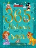 Disney Junior - 365 histoires pour le soir - Pour les tout-petits. 1 CD audio