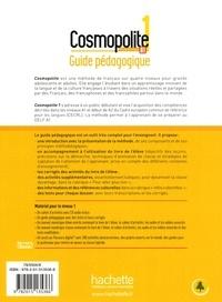 Cosmopolite 1 A1. Guide pédagogique