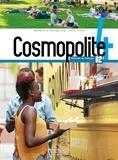 Nathalie Hirschsprung et Tony Tricot - Cosmopolite 4 B2 - Méthode de français. 1 DVD