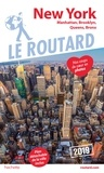 Le Routard - New York - Manatthan, Brooklyn, Queens, Bronx. 1 Plan détachable