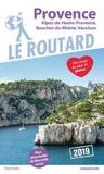 Le Routard - Provence - Alpes-de-Haute-Provence, Bouches-du-Rhône, Vaucluse. 1 Plan détachable