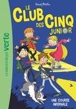 Enid Blyton - Le Club des Cinq Junior Tome 4 : Une course infernale.