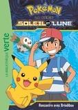 Natacha Godeau - Pokémon soleil et lune Tome 4 : Rencontre avec Brindidou.