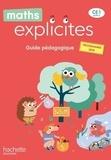 Philippe Bourgouint et Lucien Castioni - Mathématiques CE1 Maths Explicites - Guide pédagogique.