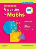 Janine Lucas et Jean-Claude Lucas - Mathématiques CM1 Le nouvel à portée de maths.