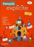 Lucien Castioni et Yvette Aboukrat - Français Explicite CE2 - Manuel de l'élève.