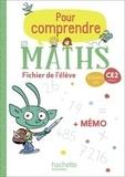 Paul Bramand et Natacha Bramand - Mathématiques CE2 Cycle 2 Pour comprendre les maths - Fichier de l'élève avec mémo.