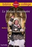 Molière et Isabelle de Lisle - Bibliocollège - Le Malade imaginaire, Molière.