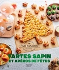 Caroline Pessin - Tartes Sapin et Apéros de fêtes.