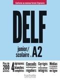 Nelly Mous et Magali Risueno - DELF scolaire et junior A2  Nouveau format d'épreuves - Audio et vidéos en téléchargement. Parcours Digital.