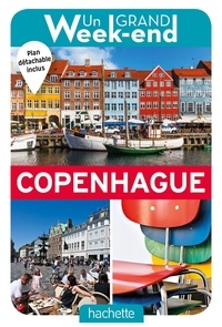 Un grand week-end à Copenhague  avec 1 Plan détachable