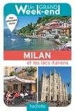 Marie-Isabelle Corradi et Yoann Stoeckel - Un grand week-end à Milan et les lacs italiens. 1 Plan détachable