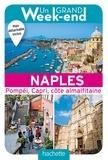 Jean Tiffon et Patrice Hauser - Un grand week-end à Naples. 1 Plan détachable