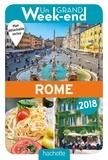 Sandrine Rabardeau et Yoann Stoeckel - Un grand week-end à Rome. 1 Plan détachable