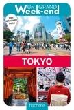 David Michaud - Un grand week-end à Tokyo. 1 Plan détachable