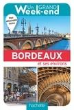 Anne Lataillade et Anne Quimbre - Un grand week-end à Bordeaux. 1 Plan détachable