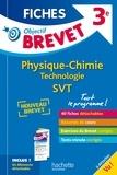 Sébastien Dessaint et Malorie Gorillot - Fiches physique-chimie, technologie, SVT 3e.