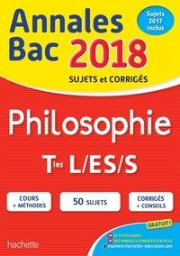 Lisa Klein et Yohann Durand - Philosophie Tles L/ES/S - Sujets et corrigés.