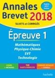 Philippe Rousseau et Sébastien Dessaint - Mathématiques, Physique-chimie, SVT, Technologie.