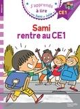 Emmanuelle Massonaud - J'apprends à lire avec Sami et Julie  : Sami rentre au CE1 - Niveau CE1.
