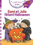 Emmanuelle Massonaud - Sami et Julie fêtent Halloween.