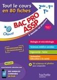 Jean-Yves Gola et Séverine Roure - Bac Pro ASSP 2nde, 1re, Tle - Tome 1, tout le cours en 80 fiches.