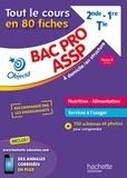 Jean-Yves Gola et Guillaume Luciani - Tout le cours en 80 fiches Bac Pro ASSP - Tome 2, nutrition-alimentation, services à l'usager.