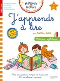 Geneviève Flahault-Lamorère et Adeline Cecconello - J'apprends à lire avec Sami et Julie - Méthode syllabique.