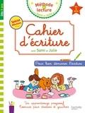 Hachette Education - Cahier d'écriture Sami et Julie - Spécial débutants.