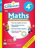 Philippe Rousseau - Pour comprendre les maths 4e.