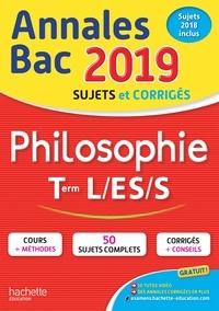 Yohann Durand et Lisa Klein - Annales BAC Philosophie Tle L, ES, S.