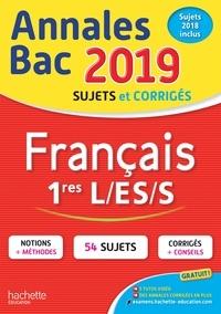 Isabelle de Lisle et Sylvie Beauthier - Annales BAC français 1res L-ES-S.