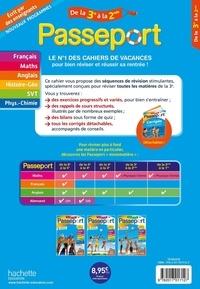 Passeport Toutes les matières de la 3e à la 2de