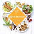 Hachette - Après le boulot - 100 recettes express pour la semaine.