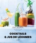 Stéphanie de Turckheim - Cocktails et jus de légumes.