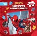 Marvel - Mon petit livre puzzle - Spider-man.