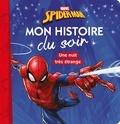 Marvel - Spiderman - Une nuit très étrange.