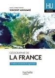 Vincent Adoumié - Géographie de la France.