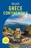 Hachette - Grèce continentale - Avec les îles du golfe Saronique.