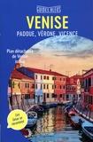 Jean-Philippe Follet et Nathalie Campodonico - Venise - Padoue et la Brenta, Vincence, Vérone. 1 Plan détachable