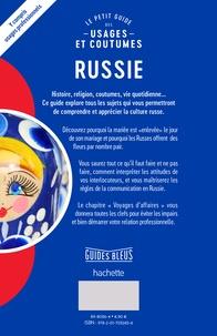 Russie. Le petit guide des usages et coutumes