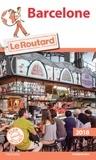 Le Routard - Barcelone. 1 Plan détachable