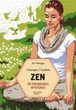 Antoine Limare - Zen - 50 coloriages mystères.