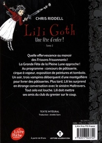Lili Goth Tome 2 Une fête d'enfer