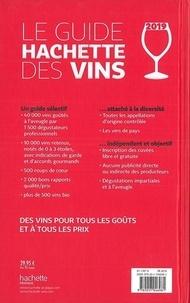 Guide Hachette de vins  Edition 2019