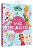 Hachette - Mes décalcos Les Fées.